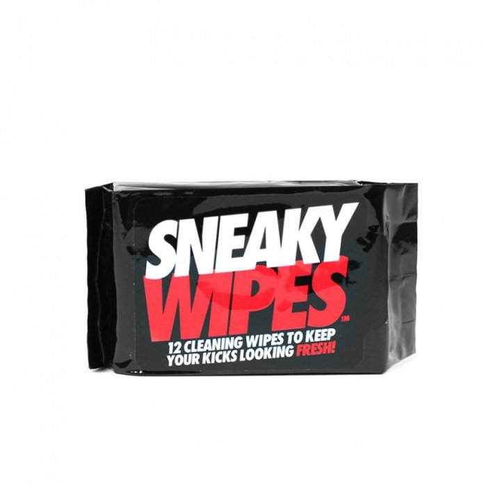 Starostlivosť o obuv - Sneaky Shoe Wipes