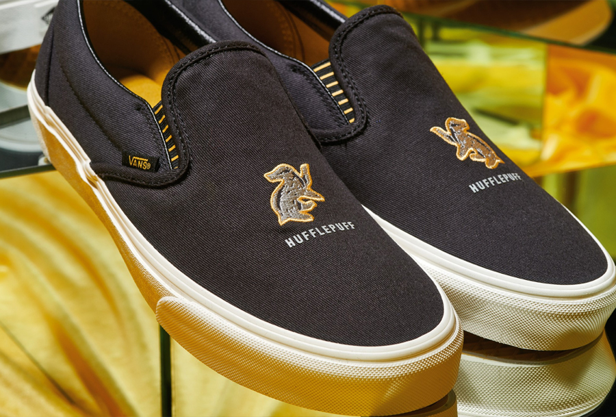 vans slip-on Harry Potter
