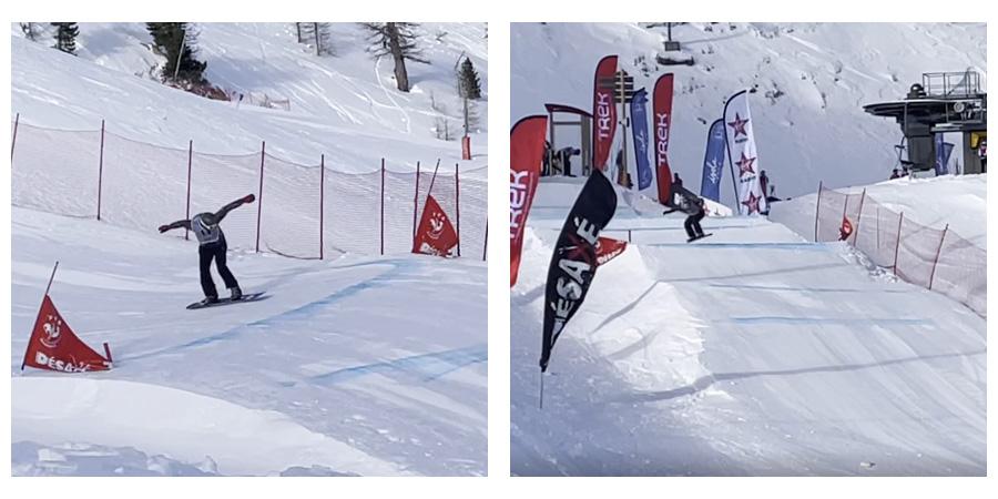 Snowboardingové disciplíny Freeride