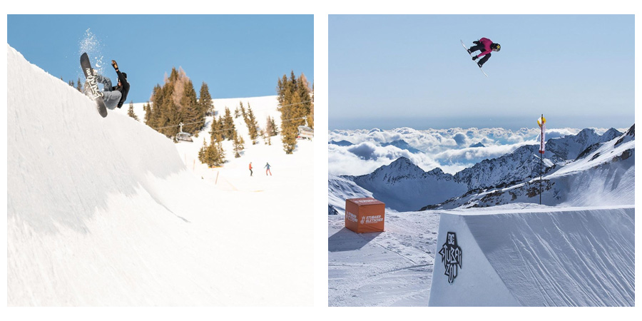 Snowboardingové disciplíny Freestyle