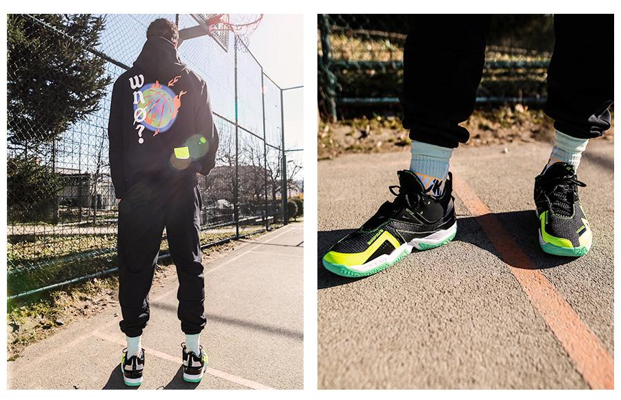 Jordan collection why not black lookbook