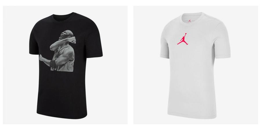 Jordan Photo Crew a Jordan Short Sleeve. Top tričká značky Jordan