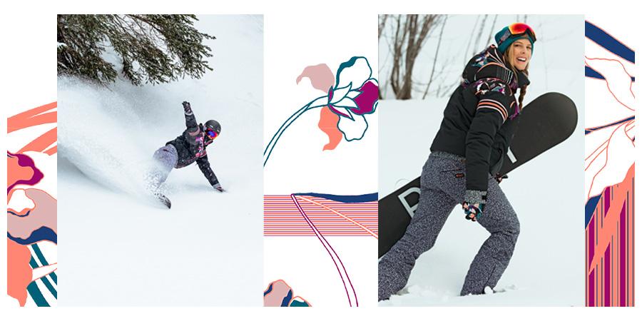 Roxy Pop Snow kolekcia 2020 foto 1