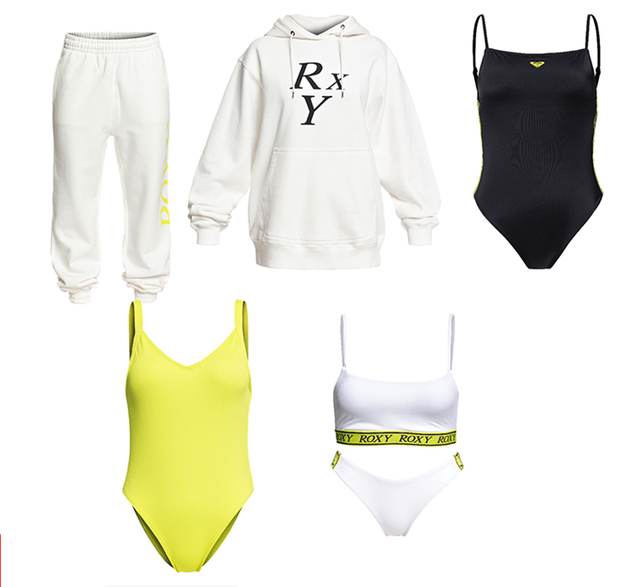 roxy x sister collection