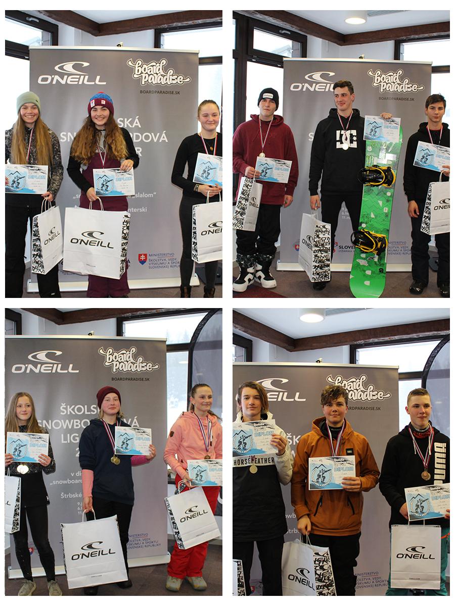 Školská Snowboardová Liga 2. kolo. foto 3