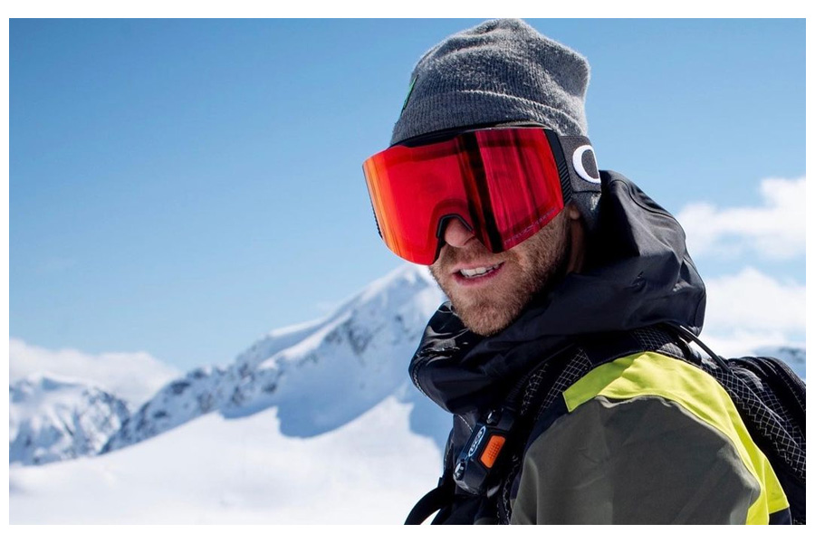 Oakley Fall Line XM snowboardové okuliare