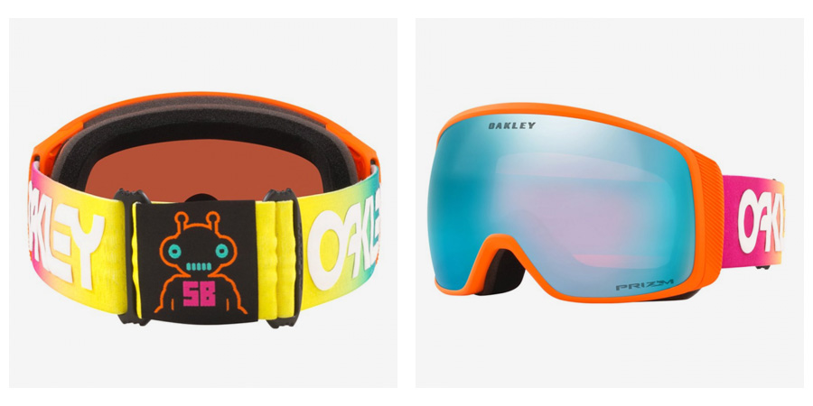 Oakley Flight Tracker snowboardové okuliare