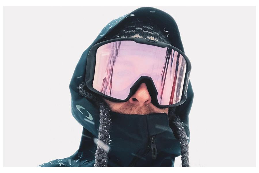 Oakley Line Miner snowboardové okuliare