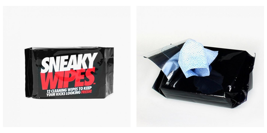 Sneaky Shoe Wipes