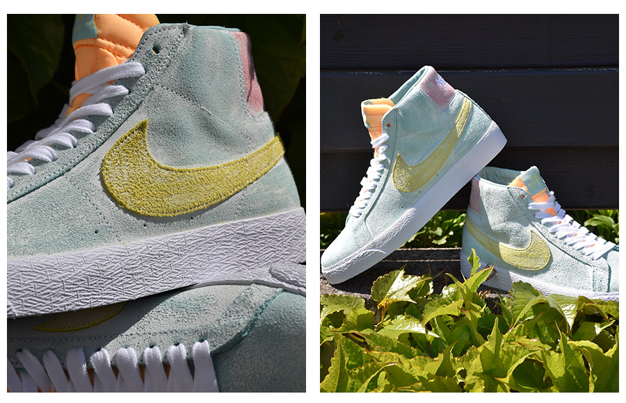 Vyblednutý, ale osvedčený dizajn Nike SB Blazer new color