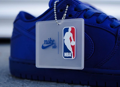 THE NBA AND NIKE SB FOR FUN