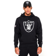 Mikiny - New Era NFL Team Logo Po Hood Las Vegas Raiders