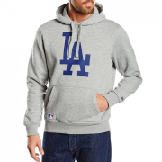 Mikiny - New Era Nos Po Hoody Los Angeles Dodgers