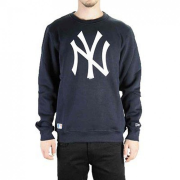 Mikiny - New Era Nos Crew New York Yankees