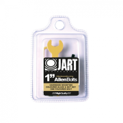 "Truck - Jart Blister Mounting Bolts 1"" Allen and Tool"