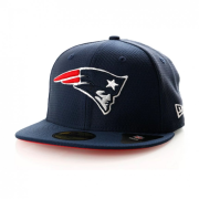 Pánske - New Era 5950 NFL Hex Era New England Patriots