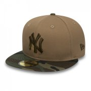 Pánske - New Era MLB Camo Essential New York Yankees