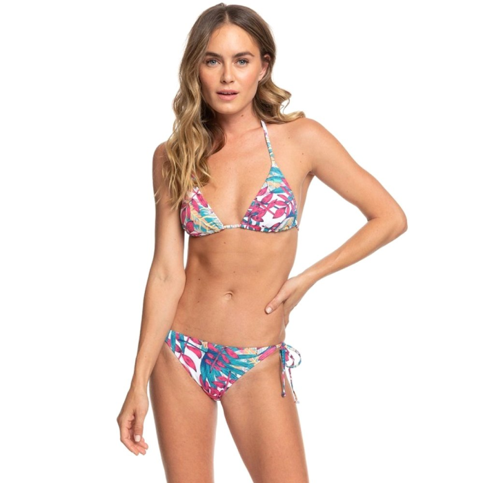 Plavky - Into The Sun Tiki Tri Bikini Set