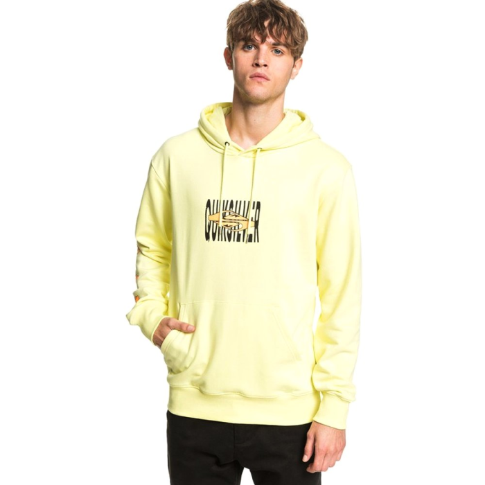 Mikiny - Either Way Hoodie