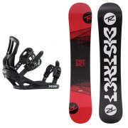Snowboardové sety - Rossignol District+Battle